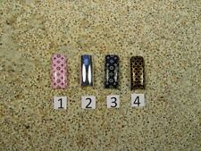 10 SETS = 100 pcs. WHOLESALE PRICE FOR ONE OF 4 STYLES OF ACRYLIC NAILS  DESIGNS