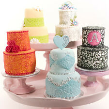 Textured Impression Cake, Cupcake, Cookie Mats and Tops for Docorating