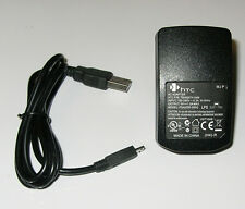 OEM HTC 1A Home Wall Travel AC DC Charger + Micro USB Cable - European EU Plug