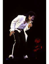 MICHAEL JACKSON HIGH QUALITY POSTER PHOTO MAN IN THE MIRROR BAD TOUR 88 4x6 8x10