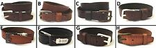 1 NEW ABERCROMBIE & FITCH LEATHER BUCKLE, WRAP WRISTBAND BRACELET ADJUSTABLE