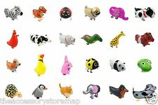 Caminar Animal Globo Helio Airwalker-Kids partes-Zoo Safari Granja Pet