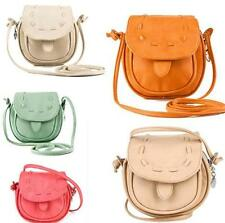 Women Small Handbag Shoulder Cross body  Satchel Messenger bag *UK stock* 5057