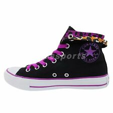 Converse Chuck Taylor Two Fold HI All Star 2013 Womens Cute Casual Shoe 540279C