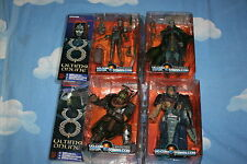 MCFARLANCE TOYS SPAWN ULTIMA ONLINE 4 TO CHOOSE FROM THE BUBBLES ARE DAMAGED