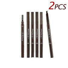 [ETUDE HOUSE]  Drawing Eye Brow 6color 2pcs / Korean cosmetics
