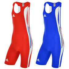 adidas Performance Mens Wrestling Suit Singlet