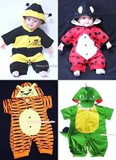 Halloween Newborn Baby Toddler Costume One Piece For Party / Present NB-18Month