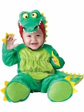 Baby Infant Gator Alligator Halloween Holiday Costume Party