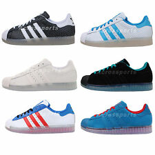 brand new d0b1a 08e8b Adidas Originals Superstar CLR Ice Sole Pack Mens Casual Shoes Sneakers Pick  1