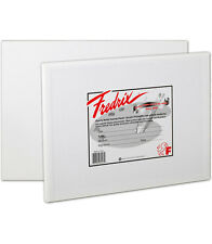 FREDRIX - BLANK ARTISTS CANVAS PANEL - PRIMED - GLUE MOUNTED