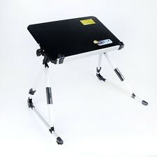 Portable Laptop Notebook Desk Stand Car Bed Sofa Folding Tray Stand PC Table New