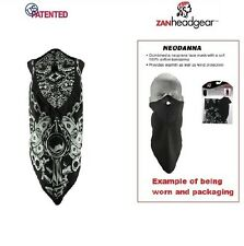 Zan HeadGear NEODANNA Gun Gangster  Face Mask Bandanna Warm Facemask Riding