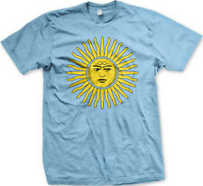 Argentina Argentinian Sun of May Sol de Mayo World Cup New Men's T-shirt
