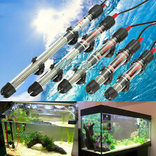 Aquarium Adjustable Water Heater Submersible Thermostat Tropical Fish Tank New