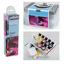 PEBEO SETASILK SILK PAINTING DISCOVERY SETS FABRIC TEXTILE STARTER PAINT CRAFT