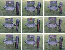 Choose Your NCAA Team Realtree Camouflage Big Boy Monster Mesh XL Folding Chair