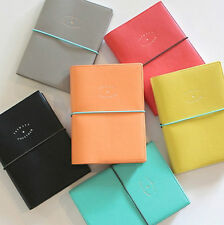 New 365 Diary M for 2014 Journal Planner Organizers+Eco Pouch_Synthetic Leather