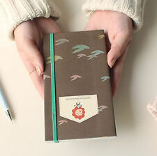 New Hello Geeks Diary for 2014 Journal Planner Organizers+Eco Multi Pouch