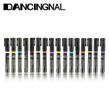 New 16 colors to Choose Drawing Nail Art Pen Painting Design Tool Gel Made Easy