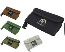 Phantom Tactical 1000D Cordura Wallet Key Waist Bag Pouch 5 Colors BK/OD/ACU/CB
