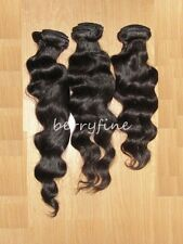 2/3/4/5pc Virgin Mongolian Loose Wave Hair Wefts Lace/Silk Closure Extension Lot