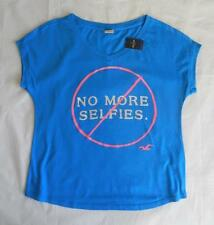 Hollister No More Selfies Loose Fit T Shirt - BNWT New - Medium