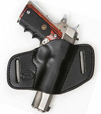 Pro Carry 7 Leather Gun Holster For Ruger LC9 LC380 LCP380 SR9 SR40 SR45 LCR