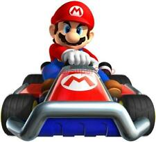 SUPER MARIO KART Race Car Decal Removable WALL STICKER Decor Art FREE SHIPPING