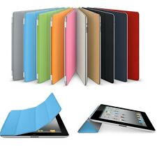 NEW PINK COLOR ULTRA THIN DESIGN LEATHER SMART CASE COVER FOR APPLE IPAD AIR