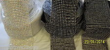 RHINESTONE TRIMMINGS ACCESSORIES CAKE BANDING GAGS SHOES DRESS MAKING COSTUMES