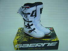 2015 Gaerne GX-1 Motocross Boots White 8 9 10 11 12 13 Best Boot for the Money!!