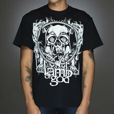 OFFICIAL Lamb Of God - Punk War Tour T-shirt NEW Licensed Band Merch ALL SIZES