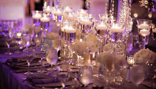 """10 Pcs 1.5"""" Round Floaing Candle Disc For Wedding Party Events Home Table Decor"""