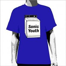 OFFICIAL Sonic Youth - Washing Machine T-shirt NEW Licensed Band Merch ALL SIZES