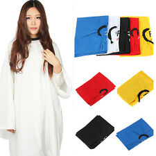 Pro Salon Hairdressing Coloring Dye Hair Cutting Barber Hairstylist Gown Cape US