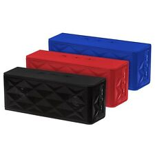 Craig Portable Rechargeable Bluetooth Speaker with Speakerphone Capability