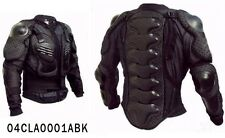 Motorcycle Full Body Armor Jacket Spine Chest Protection Gear