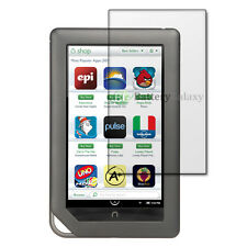1X 3X 6X 10X Lot BG Clear Screen Protector for Barnes Noble Nook Color Tab 7.0