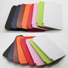 Slim Leather Flip Case Battery Cover For Samsung Galaxy Note 1 N7000 I9220