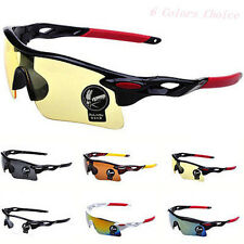 New Men's Cycling bicycle Bike Sports Fishing Driving Sunglasses Glasses UV 400
