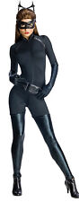 NEW Batman The Dark Knight Rises Secret Wishes Catwoman Adult Womens Costume