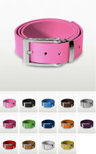 The White Ball Pride Collection Italian Leather Cut To Fit Belt