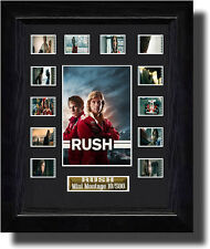 RUSH (2013)  poster filmcell