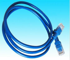 free shipping 3 , 6 , 9 FT 1M, 2M, 3M CAT5 CAT5e Ethernet Network Lan Cable Blue