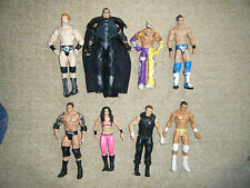 WWE MATTEL ELITE BASIC WRESTLING ACTION SERIES FIGURE SUPERSTARS WRESTLERS TNA