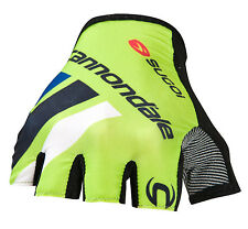 Cannondale Pro Cycling Team Summer Cycling Gloves in Green by Sugoi