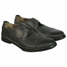 Timberland Boot Company Mens Wodehouse Gray  Leather Casual Dress Oxfords Shoes
