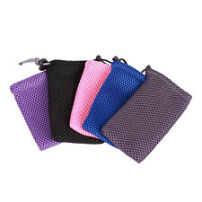Buy 1 Get 1 Free, Mesh Soft Mobile Phone Case Pouch Sleeve For NOKIA Handset