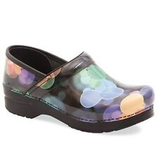 Dansko Professional Clog Bubbles Patent Womens sizes 36-42/6-12 NEW!!